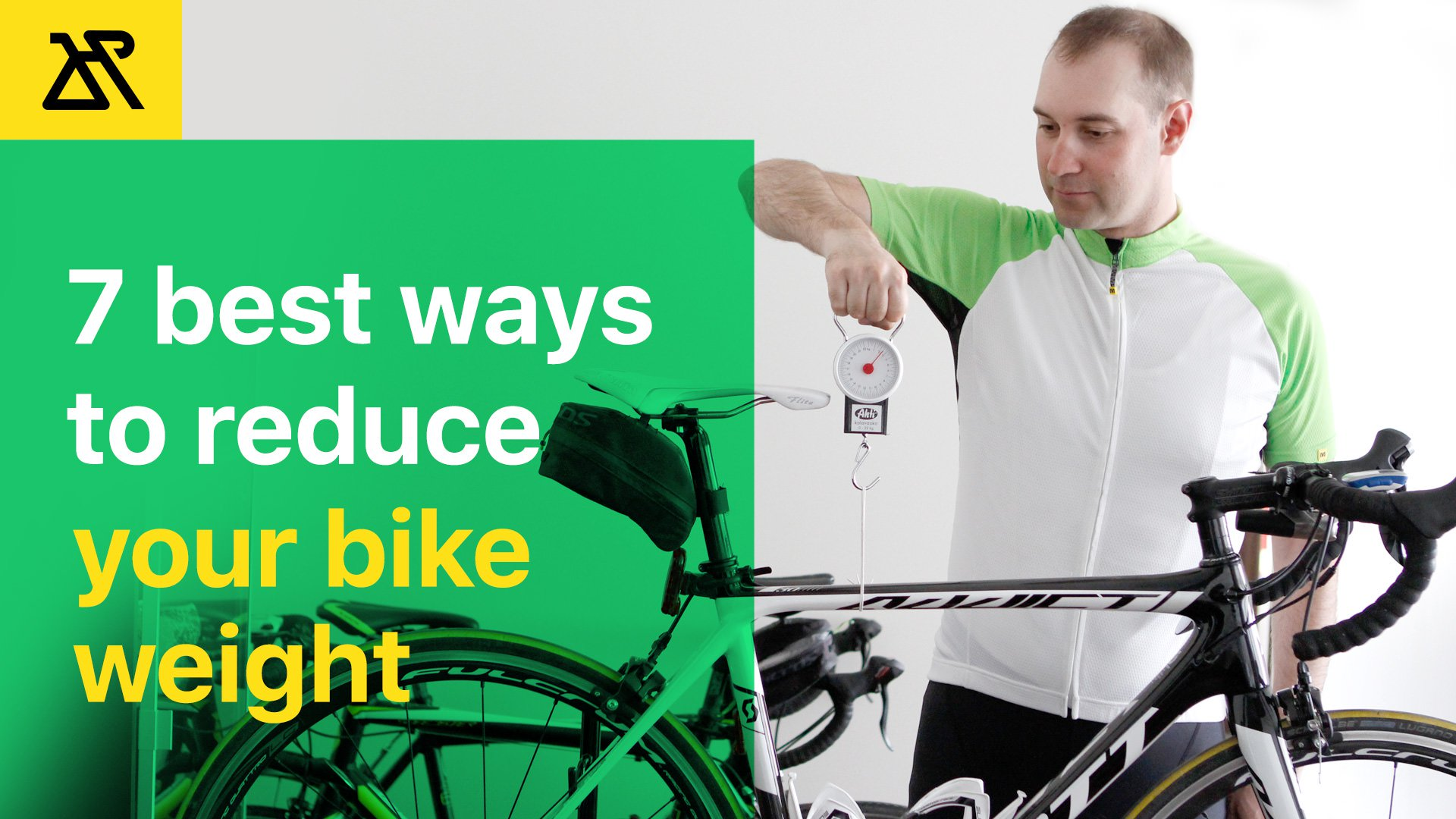 7 Best Ways How To Reduce Your Road Bike Weight