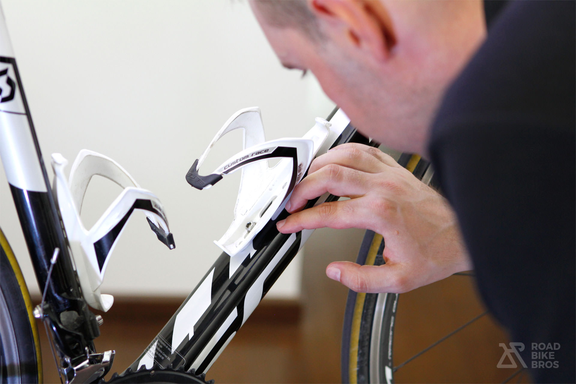60 Seconds Check Before Every Ride Cycling Bicycle Roadbike Check Visual Inspection Frame