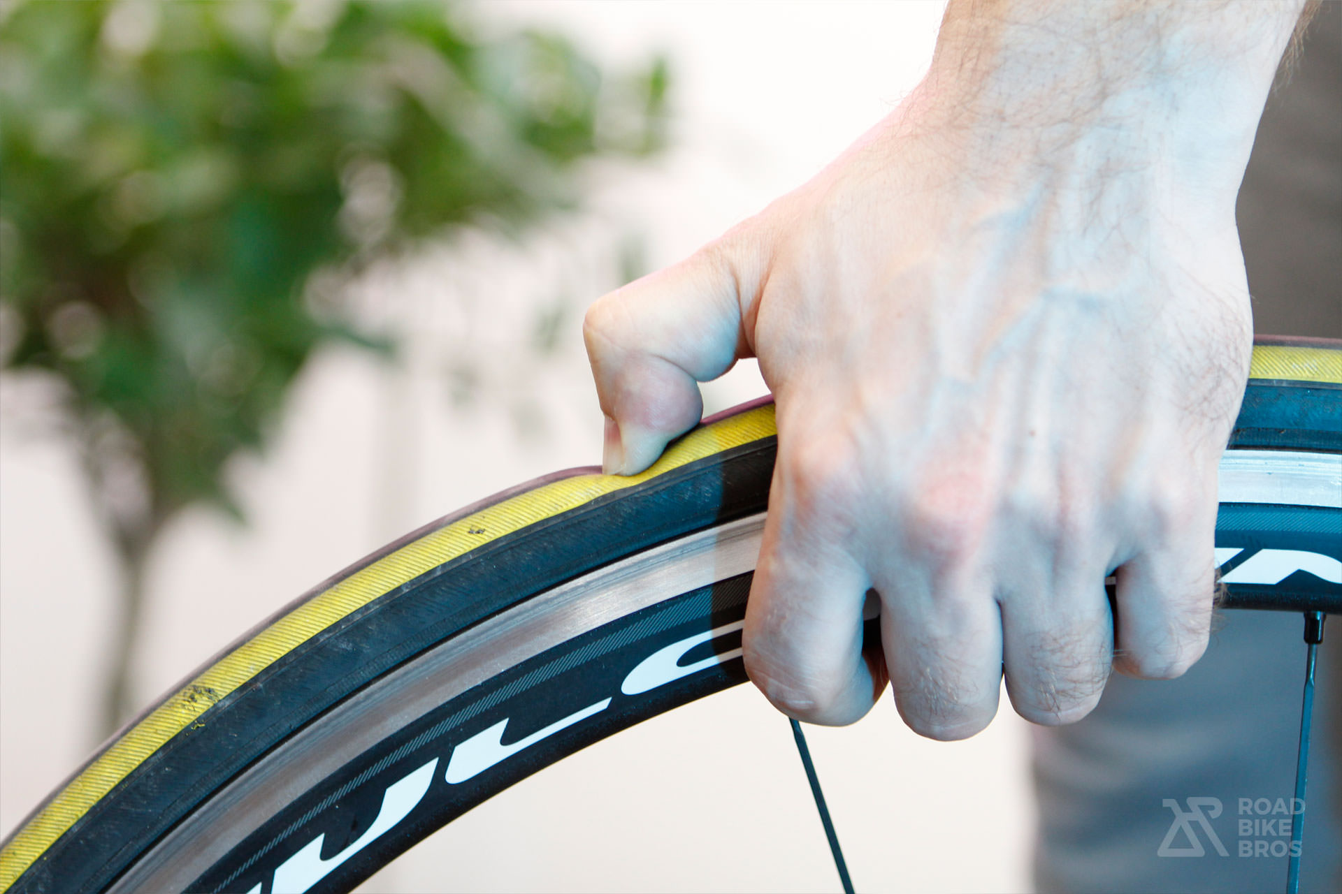 How To Increase Comfort Road Bike Tire Tyre Pressure