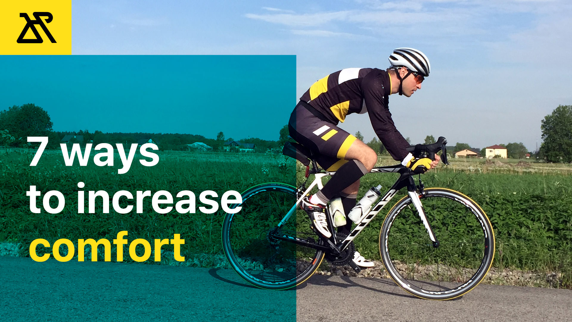 How-To Increase Comfort Road Bike