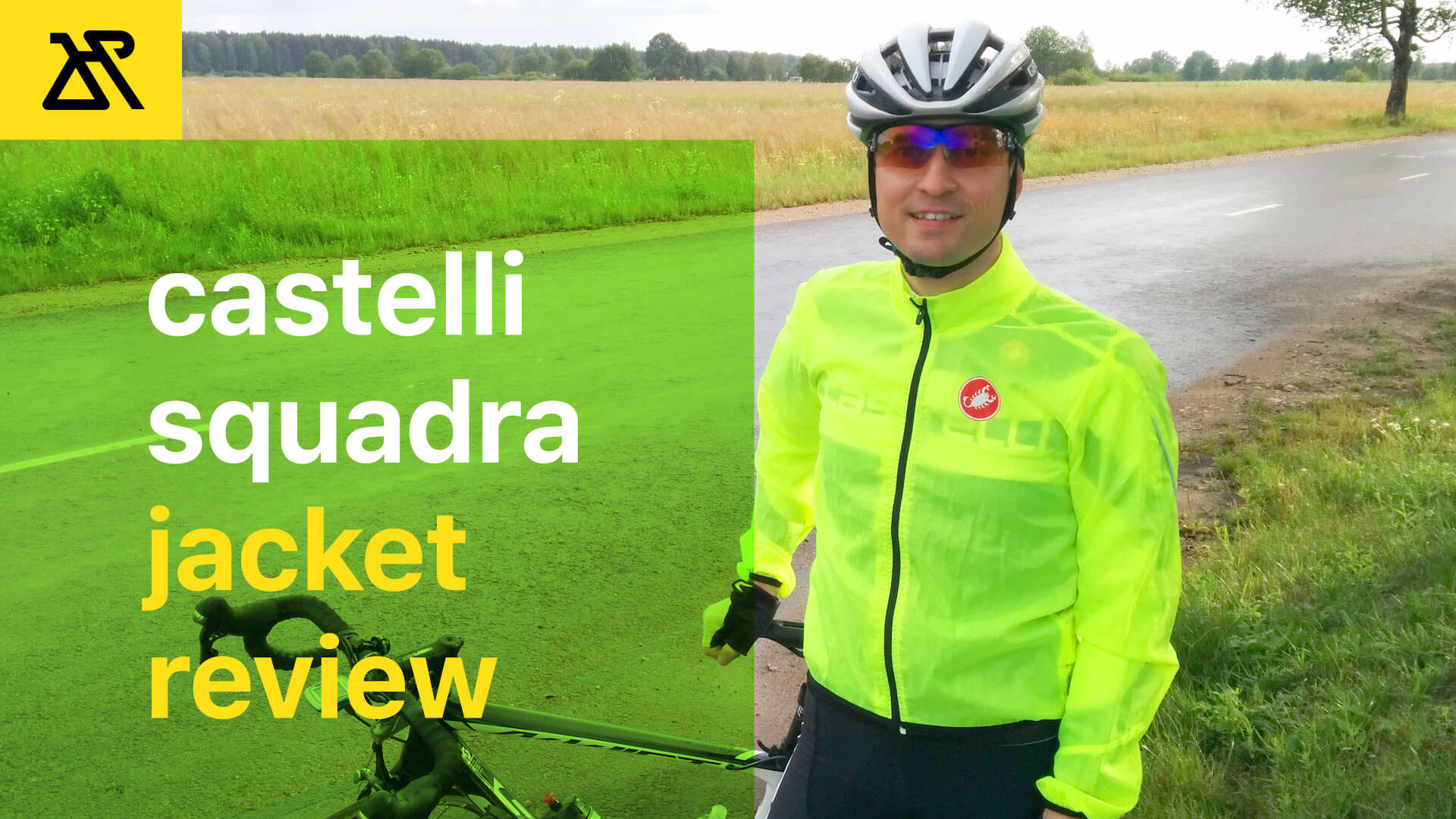 Castelli Squadra Long Water Resistant Jacket Long-Term Review
