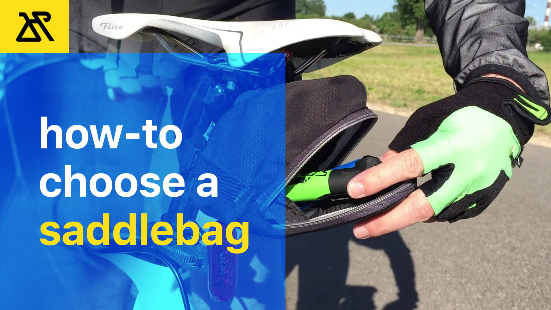 How to Choose a Road Bike Saddlebag