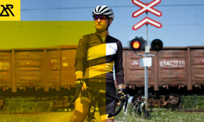 How To Cross Railroad Tracks On A Road Bike Cycling