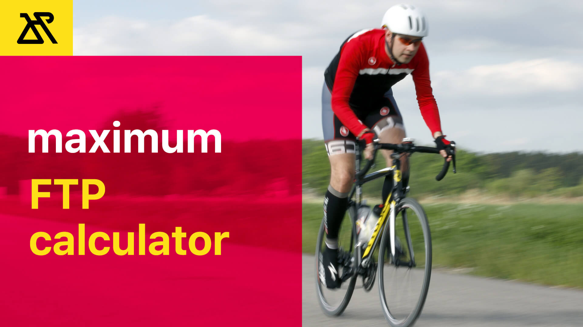 Maximum Functional Threshold Power (FTP) Calculator