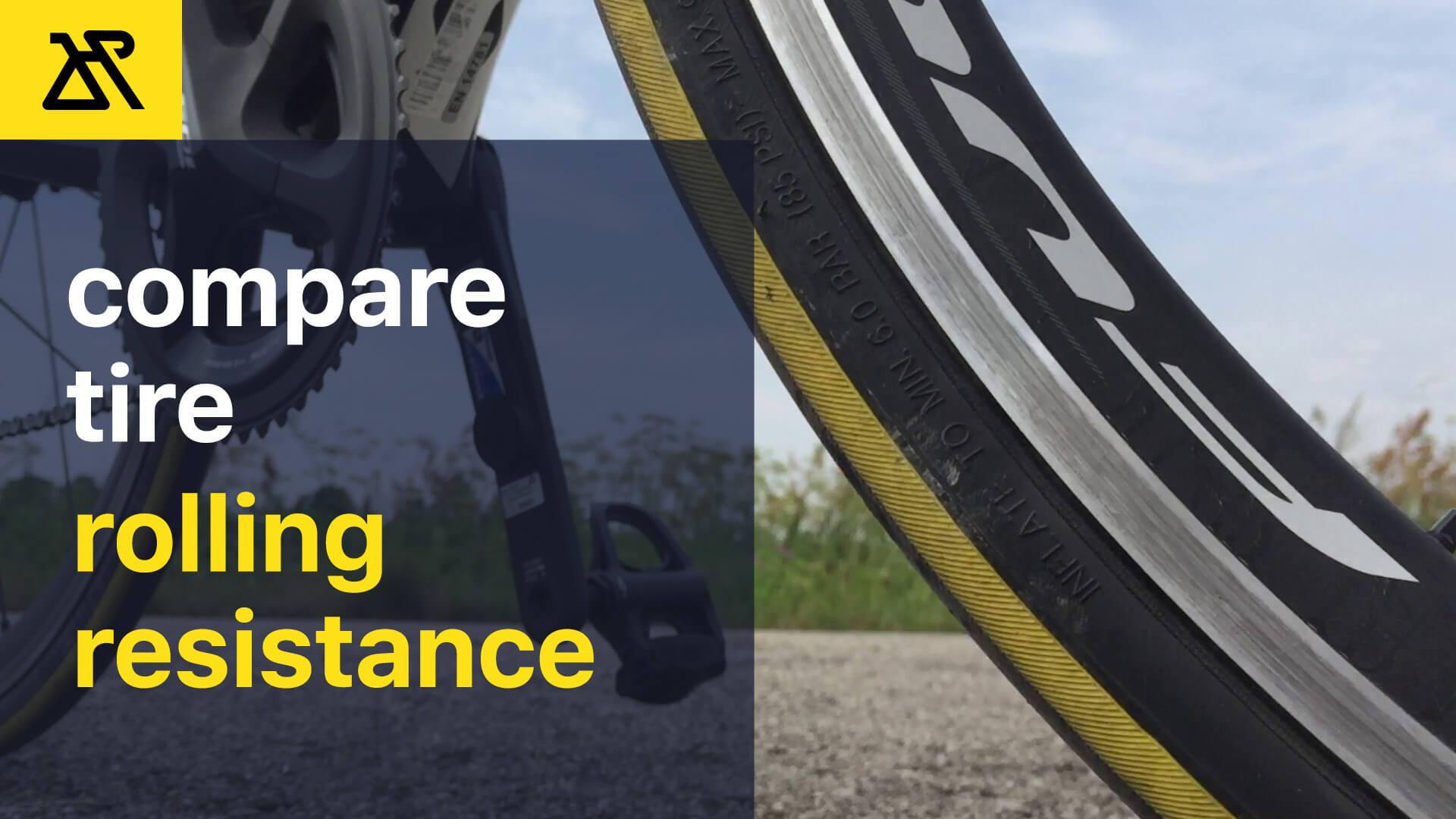 Compare Tire Rolling Resistance at Any Speed