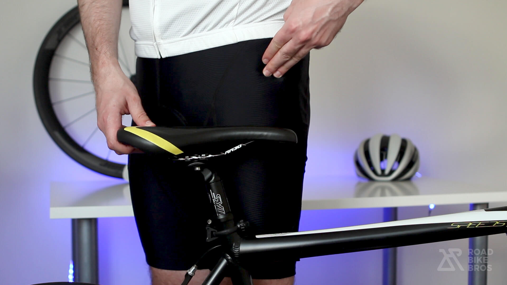 How to Set Saddle Height for Comfortable Endurance Cycling Method