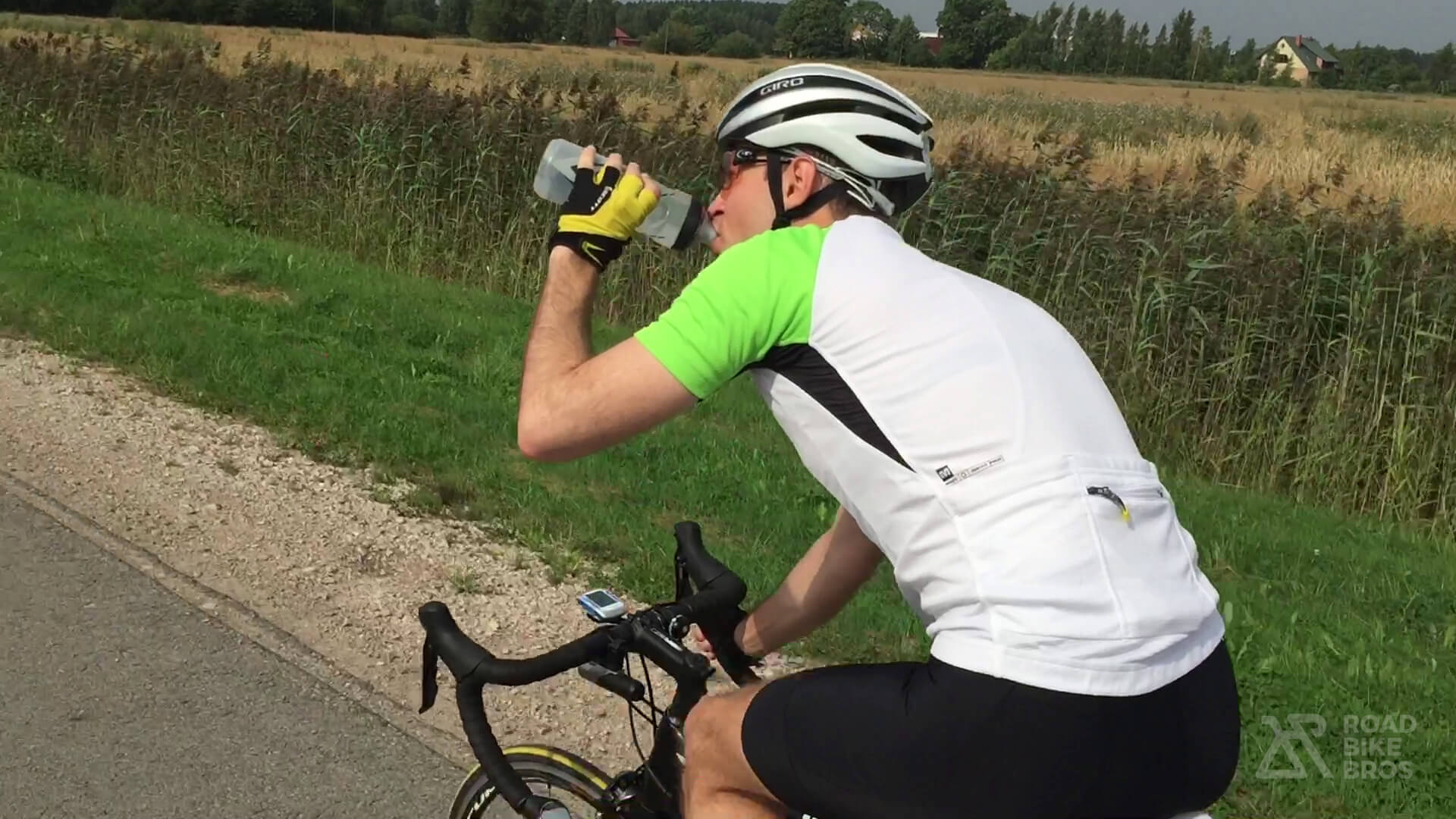 Cycling Water Bottles Drinking Riding Bike