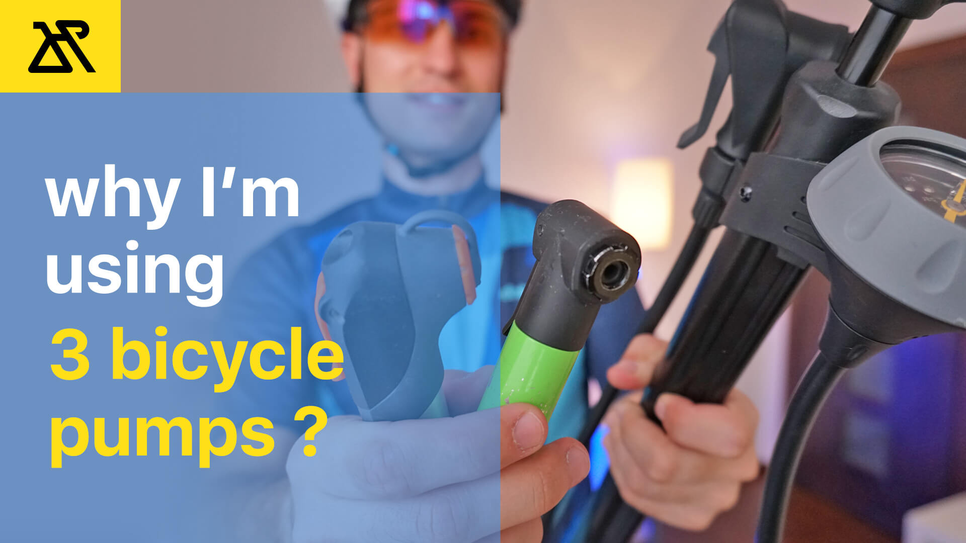 How To Choose a Bicycle Pump