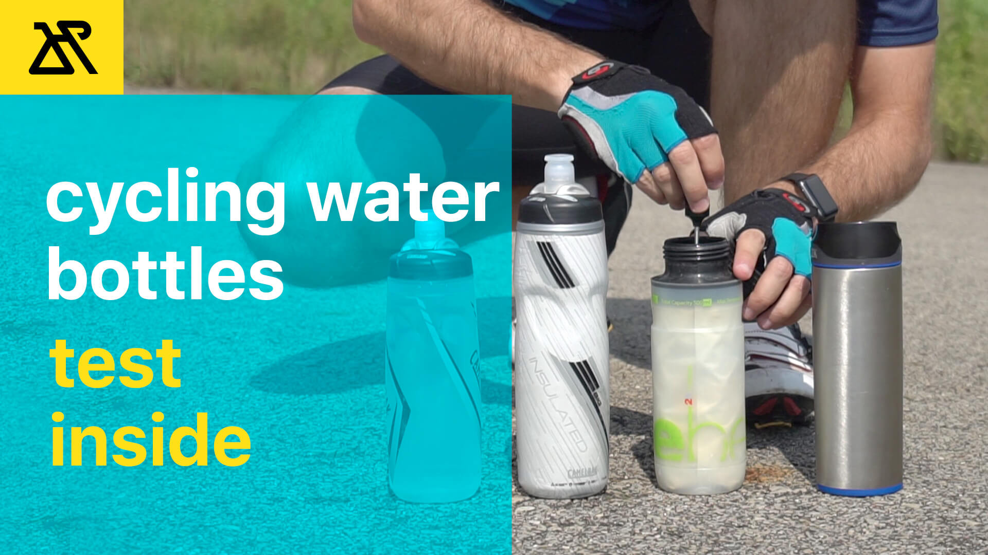 How Useful Cycling Water Bottles in Keeping Temperature? The Test Included